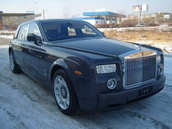2003 rolls royce phantom for sale. Black Bedroom Furniture Sets. Home Design Ideas