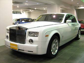 2005 Rolls-royce Phantom Photos