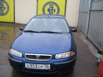 1999 Rover 200 Photos