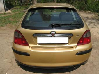 2000 Rover 25 Pictures