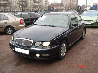 1999 Rover 75 Pictures