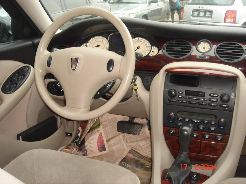 1999 Rover 75 Images, 2497cc., Gasoline, FF, Automatic For Sale