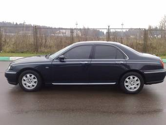 1999 Rover 75 Images