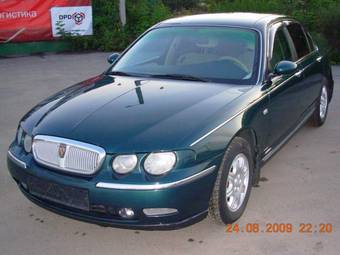 1999 Rover 75 Photos
