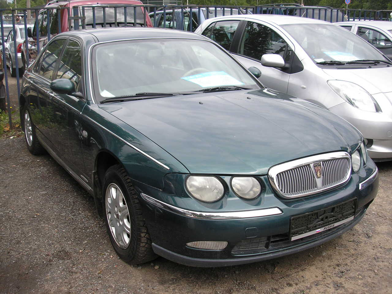 2000 rover 75 photos 2500cc gasoline ff automatic for sale. Black Bedroom Furniture Sets. Home Design Ideas
