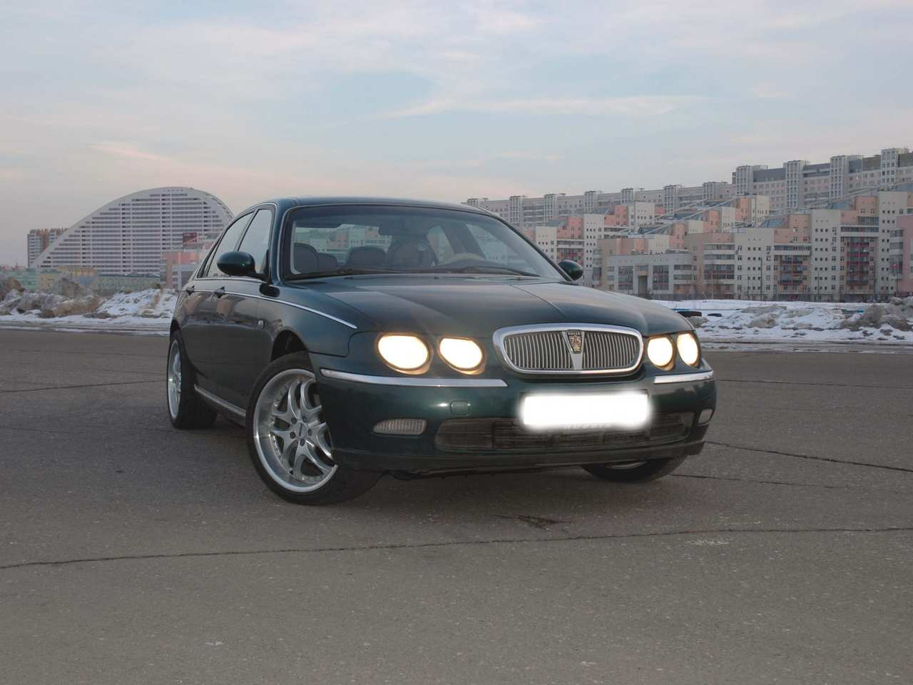 used 2000 rover 75 photos 2500cc gasoline ff automatic for sale. Black Bedroom Furniture Sets. Home Design Ideas