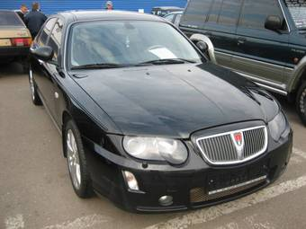 2004 rover 75 pictures ff automatic for sale. Black Bedroom Furniture Sets. Home Design Ideas