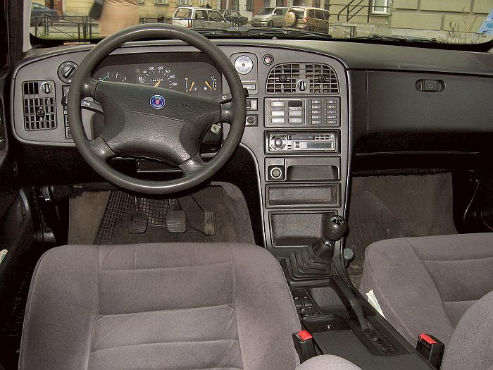 1995 Saab 9000 Pictures For Sale