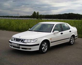 1998 saab 9 5 pictures 2300cc gasoline ff automatic for sale. Black Bedroom Furniture Sets. Home Design Ideas