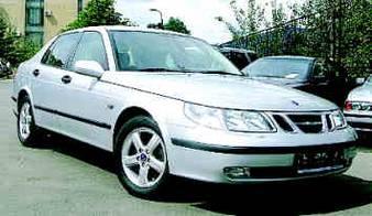 Saab on 2000 Saab 9 3 Problems