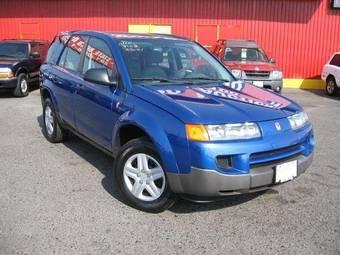 2003 Saturn Vue Pics 2 2 Gasoline Cvt For Sale