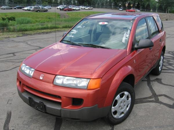 2003 Saturn Vue Wallpapers 2 2l Gasoline Ff Automatic