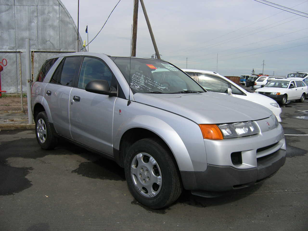 2003 Saturn Vue Pictures 2200cc Manual For Sale