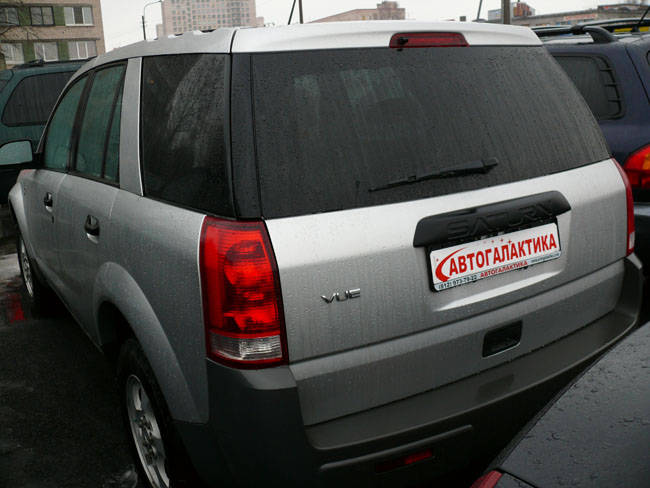2003 Saturn Vue For Sale 2 2 Gasoline Ff Automatic For