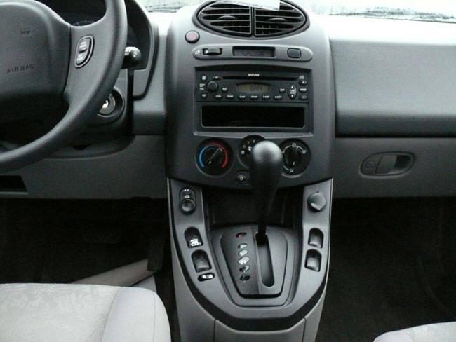 2003 Saturn Vue Images 2200cc Gasoline Ff Automatic