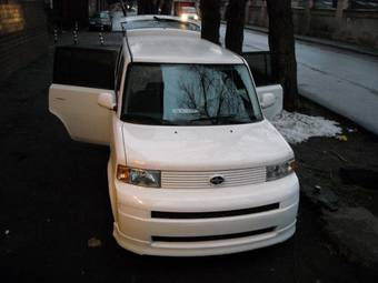 used 2004 scion xb images 1500cc gasoline ff. Black Bedroom Furniture Sets. Home Design Ideas