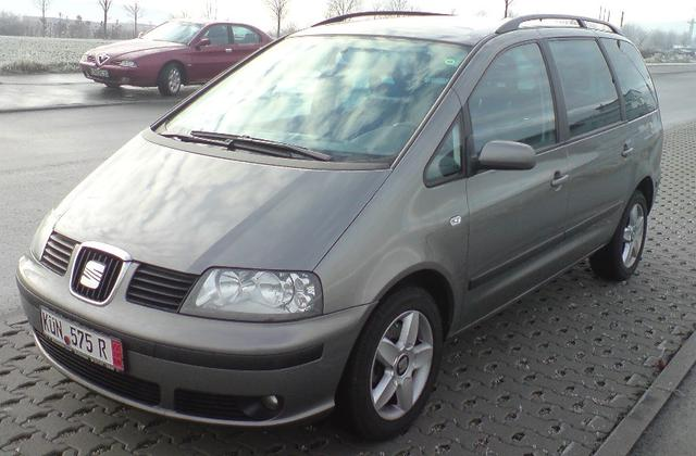 Used 2005 SEAT Alhambra Photos, 1800cc., Gasoline, FF For Sale