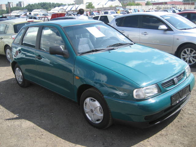 1998 seat ibiza pictures gasoline ff manual for sale. Black Bedroom Furniture Sets. Home Design Ideas