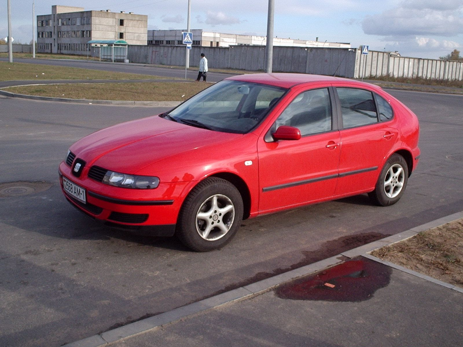 2000 Seat Leon Pictures 1390cc Gasoline Ff Manual For