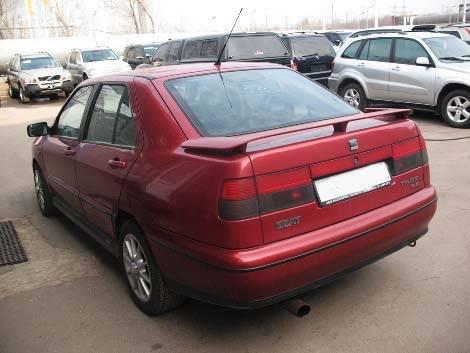 1998 seat toledo. 1998 SEAT Toledo Picture