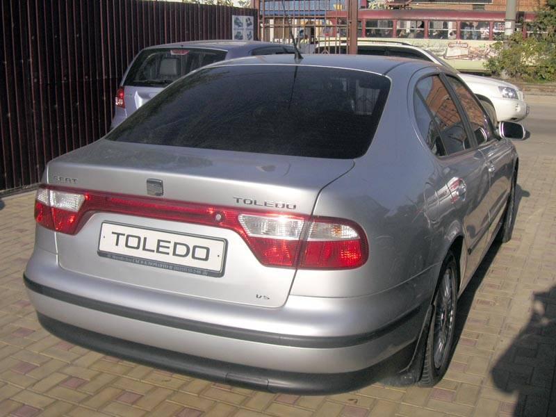 2002 SEAT Toledo Pictures