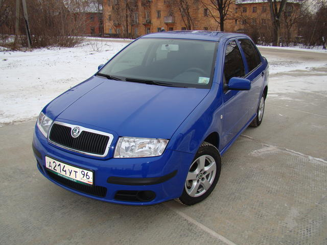 2005 skoda fabia photos 1200cc gasoline ff manual for sale. Black Bedroom Furniture Sets. Home Design Ideas
