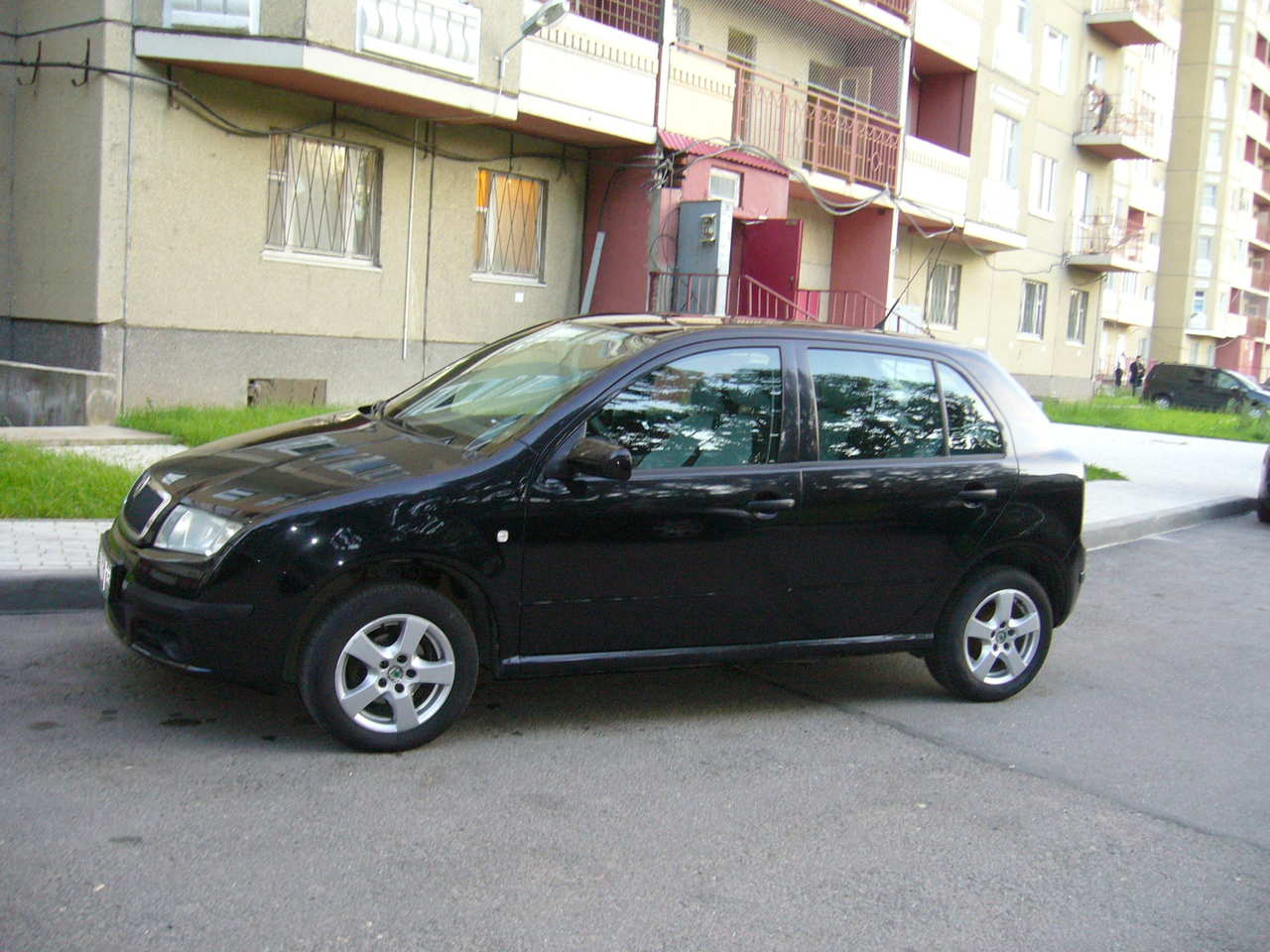 2005 skoda fabia photos 1 2 gasoline ff manual for sale. Black Bedroom Furniture Sets. Home Design Ideas
