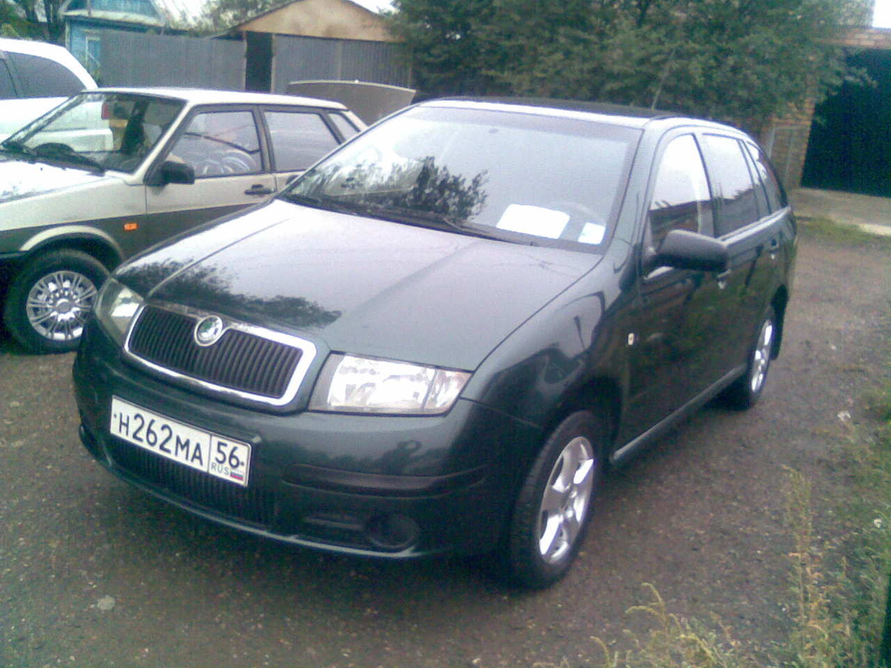 2006 skoda fabia pictures gasoline ff manual for sale. Black Bedroom Furniture Sets. Home Design Ideas