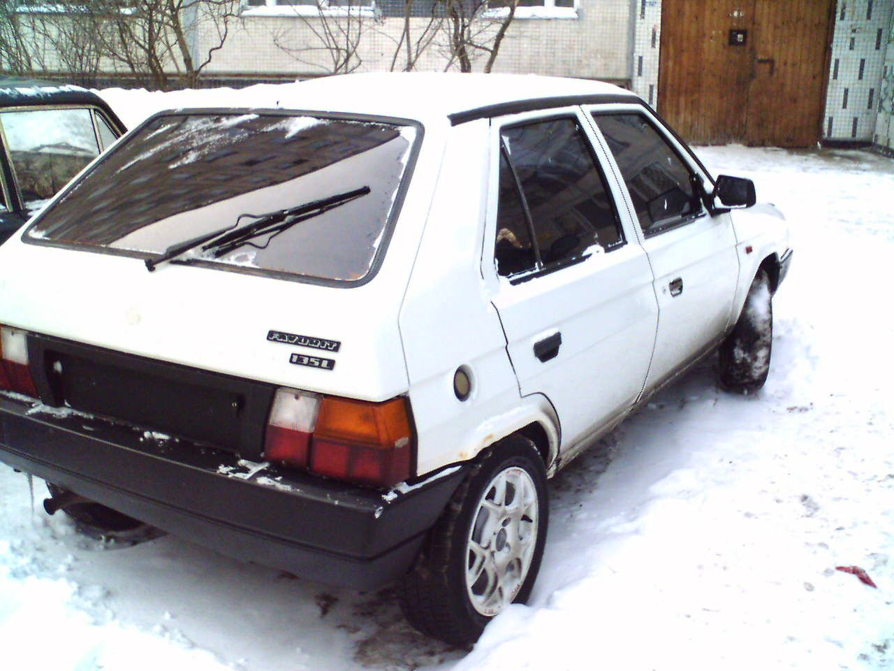 1992 skoda favorit pictures 1300cc gasoline ff manual for sale rh cars directory net