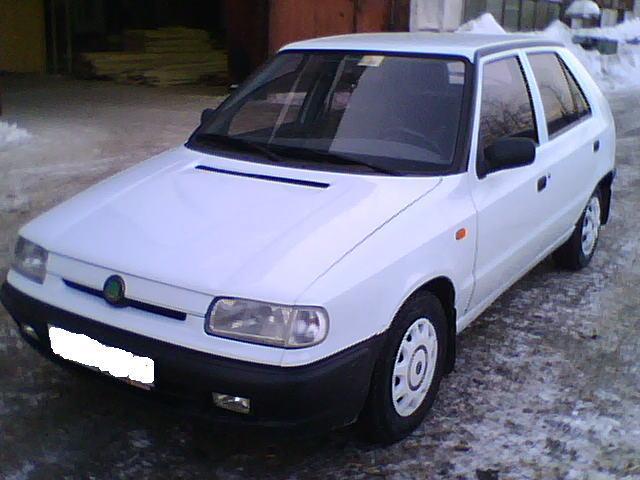 1996 skoda felicia pictures 13l gasoline ff manual