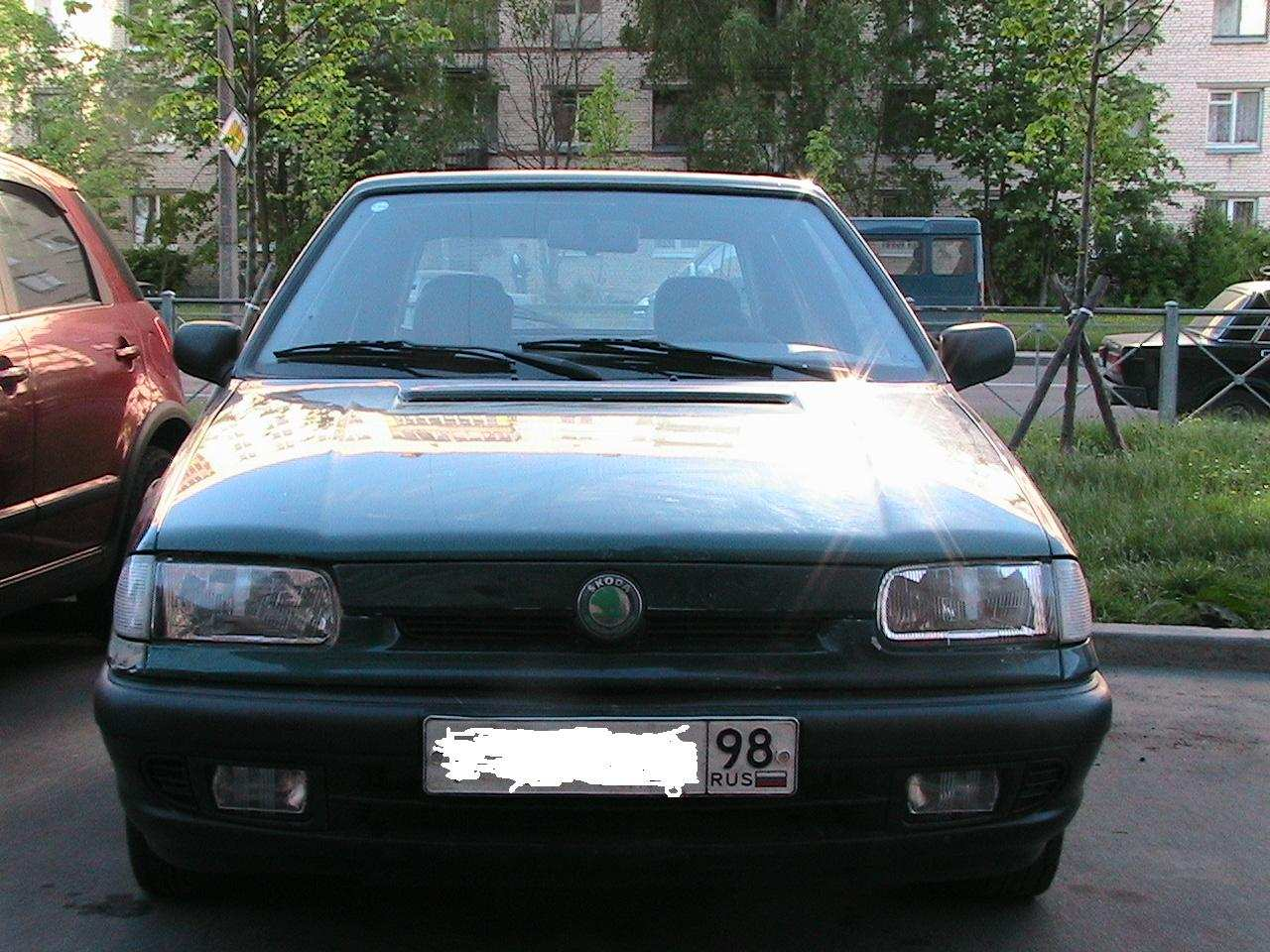 1997 Skoda Felicia Specs Engine Size 1 6l Fuel Type Gasoline Drive Wheels Ff Transmission Gearbox Manual