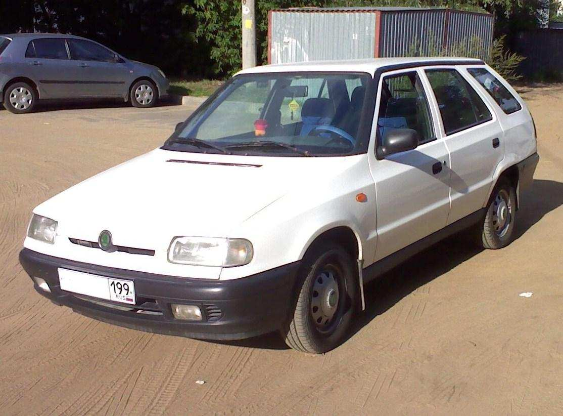 1997 Skoda Felicia Photos Gasoline Ff Manual For Sale