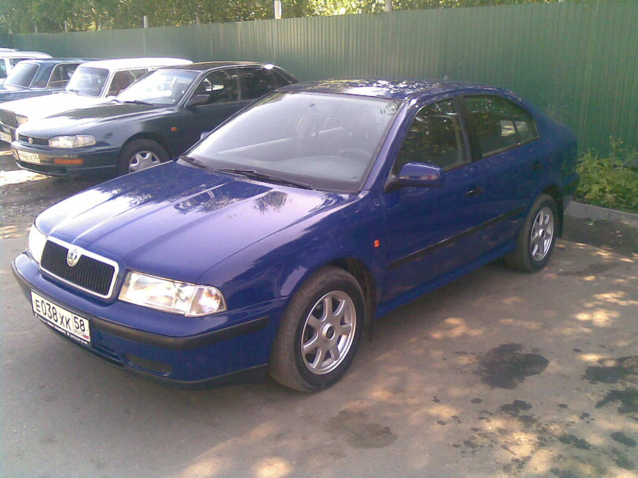 1998 Skoda Octavia Specs  Engine Size 1 6  Fuel Type