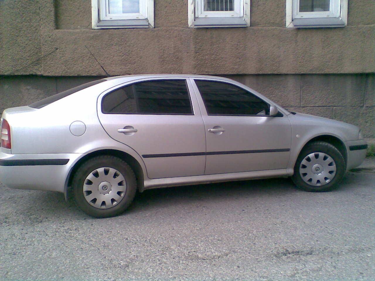 2006 Skoda Octavia Photos 1 4 Gasoline Ff Manual For Sale