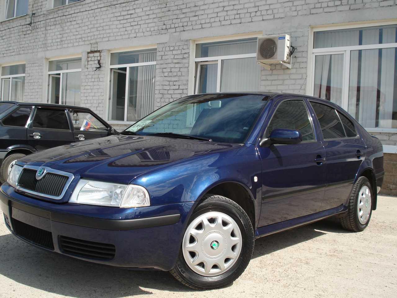 2006 Skoda Octavia For Sale  1400cc   Gasoline  Ff  Manual