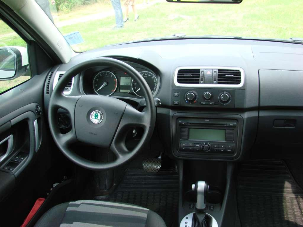 2009 Skoda Roomster For Sale, 1600cc., Gasoline, FF, Automatic For Sale