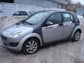 2005 Smart Forfour Images