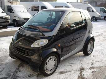 1999 Smart Fortwo Photos