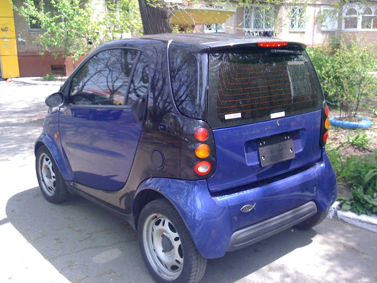 Used Automatic Smart Cars For Sale