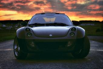 2003 Smart Roadster Pictures