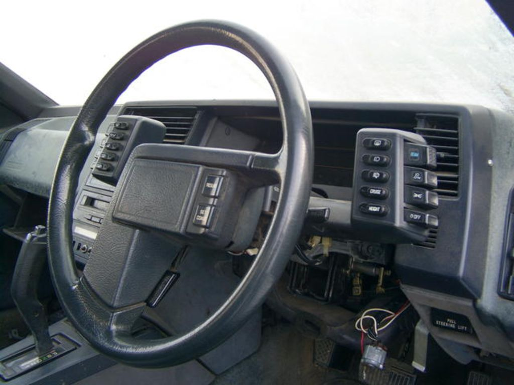 1986 Subaru Alcyone Pictures