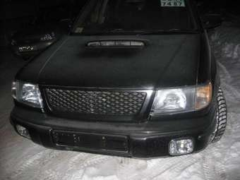 1998 Forester