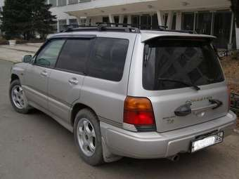 1998 Subaru Forester Photos