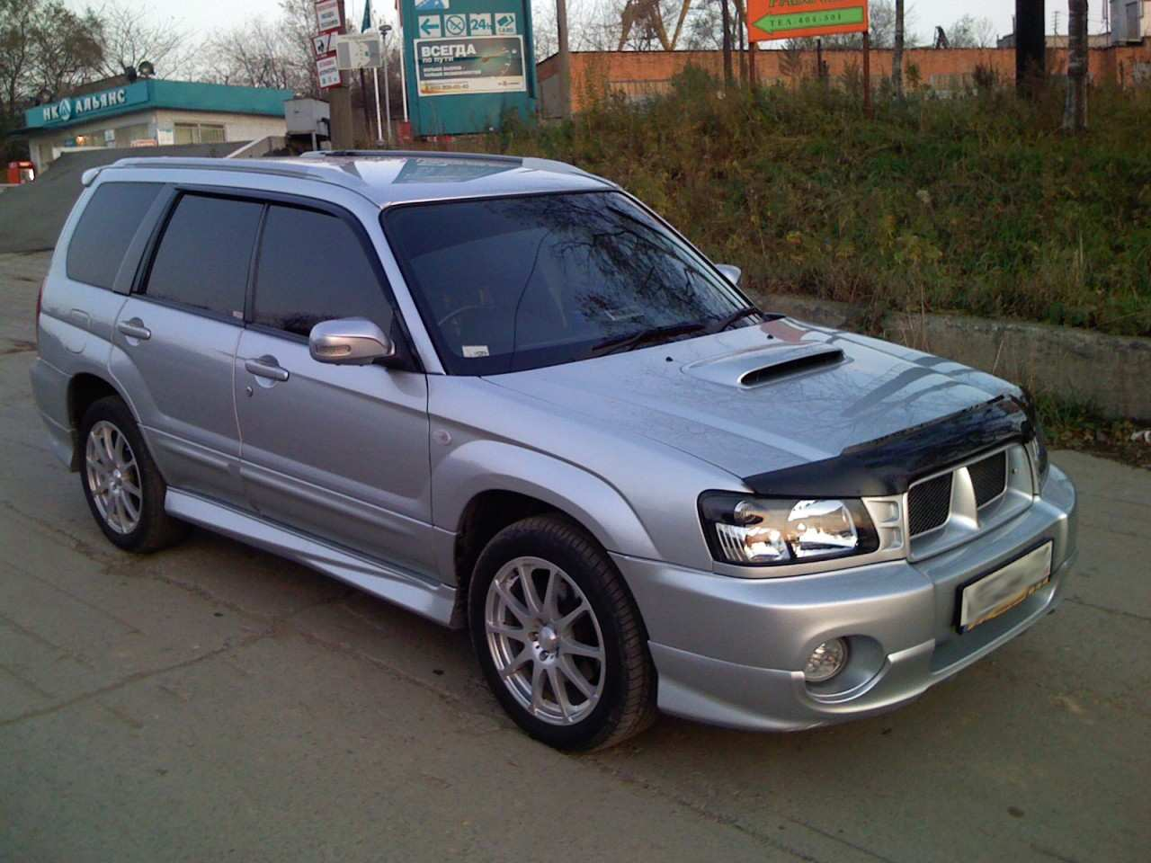 2002 subaru forester for sale 2000cc gasoline. Black Bedroom Furniture Sets. Home Design Ideas