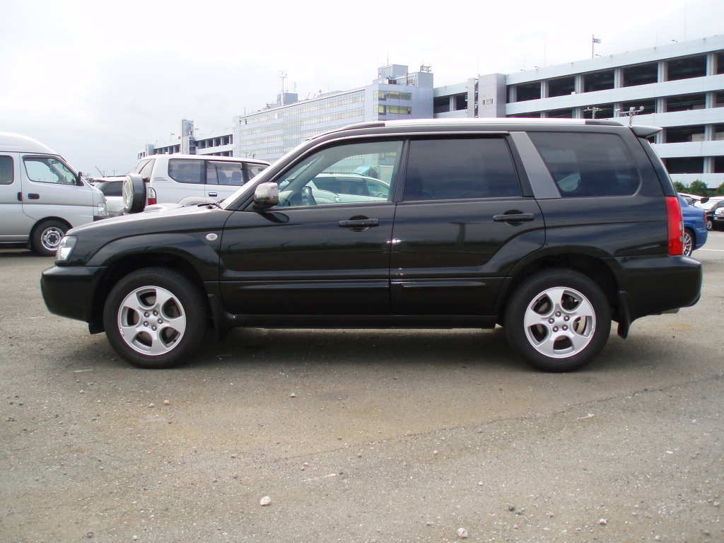 Used Subaru Forester For Sale >> 2003 Subaru Forester specs, Engine size 2000cm3, Fuel type Gasoline, Transmission Gearbox Automatic