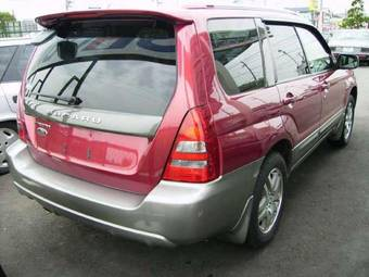 2004 Subaru Forester Pictures