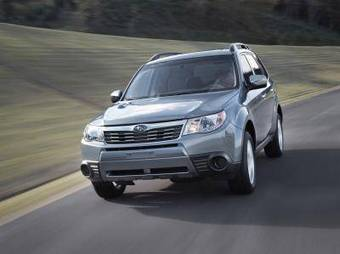 2009 Subaru Forester Photos