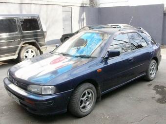 1992 Subaru Impreza For Sale 1 8 Gasoline Automatic For