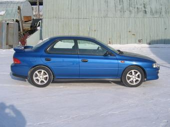 1999 subaru impreza for sale 2000cc gasoline manual. Black Bedroom Furniture Sets. Home Design Ideas