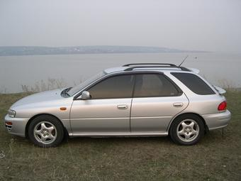 1995 impreza wagon
